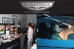 Owner of Flightdeck Gets a Chance to Soar at Thought Leaders Live Event