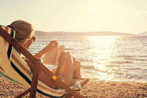 Sun, Sand, Success: The Small Business Summer Reading List